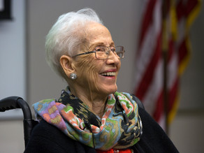 Hundreds Attend Service for NASA Pioneer Katherine Johnson