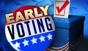 Early Voting begins April for the April 24 election