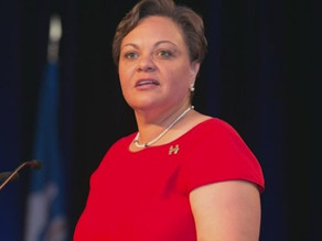 Karen Carter Peterson Stepping Down as Head of Louisiana's Democratic Party
