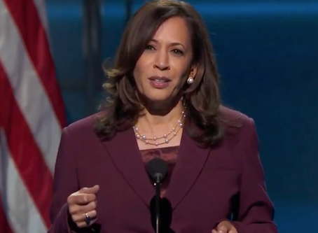 Vice Presidential Nominee Kamala Harris' Full Remarks at the 2020 Democratic National Convention