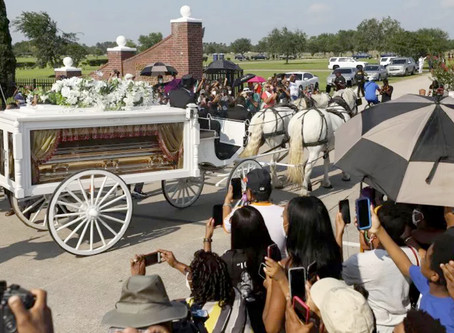 George Floyd Laid to Rest, His Legacy Reverberates Across the Globe