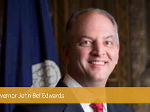 Gov. Edwards Issues Statement on the New October 31st Extension of the 2020 Census Deadline