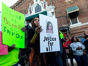 Black Community Has De Ja Vu Moment in Woman's Killing at Hands of Fort Worth Police Officer