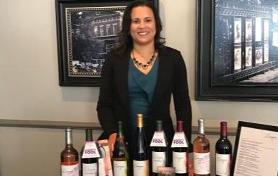 A Louisiana Girl with California Wine