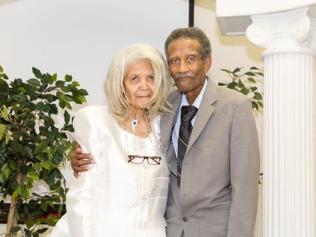 Baton Rouge Couple  Celebrates 70 Years of  Marriage on Christmas Eve