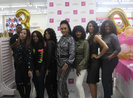 Vivica A. Fox Helps Hair Crown Celebrate 30 Years of Business in Baton Rouge