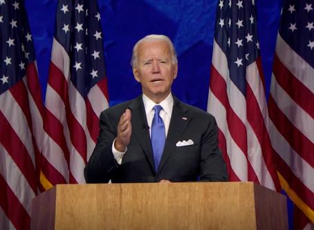 Presidential Nominee Joe Biden's Full Remarks at the 2020 Democratic National Convention