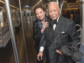 IN MEMORIAM: David Dinkins, New York's First and Only Black Mayor, Dies at 93