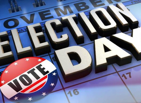 Election Day Reminders