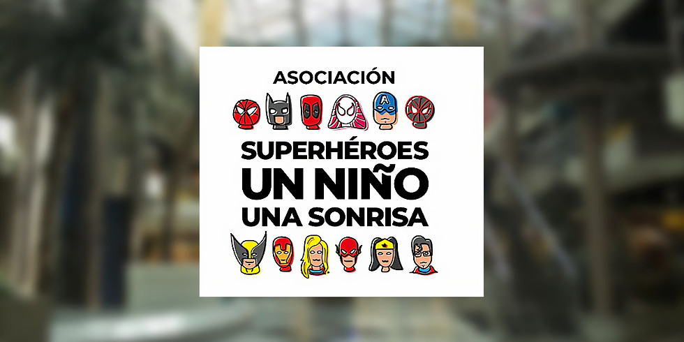 Los Superhéroes invaden el CC Comercial Málaga Plaza (2)