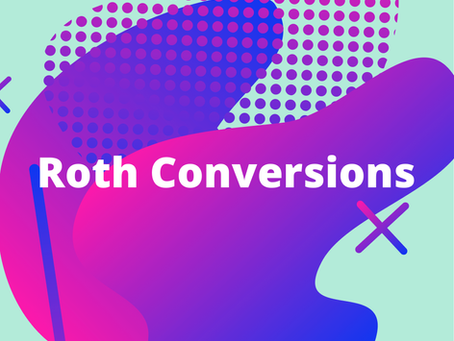 The Power of Roth Conversions