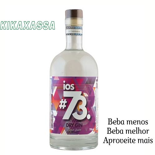 Gin Ios#73 Dry Gin