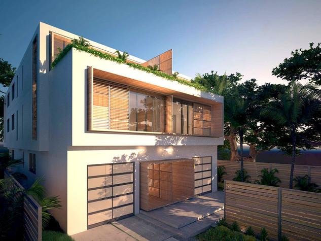 coconut city villa model ii