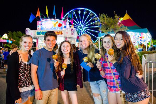 Merced Summer Carnival