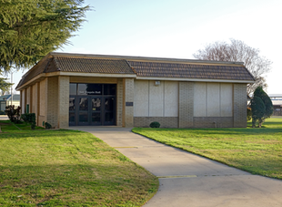 San Joaquin Hall