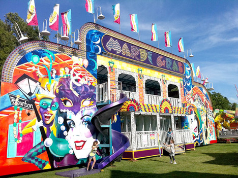 Mardi Gras Funhouse