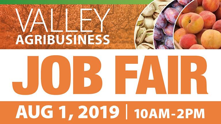 Valley Agribusiness Job Fair - Employer