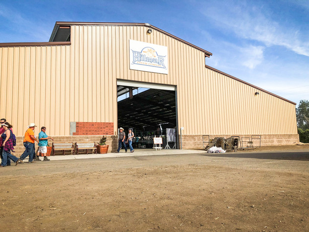 Hilmar Cheese Barn