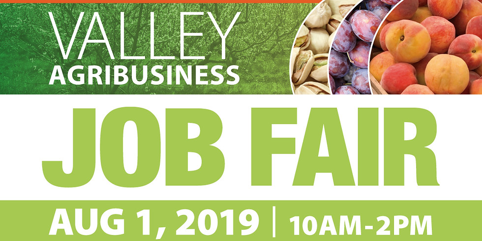 Valley Agribusiness Job Fair - Job Seeker