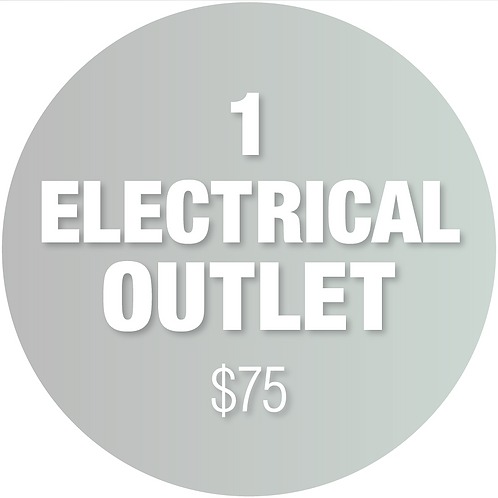 1 Electrical Outlet