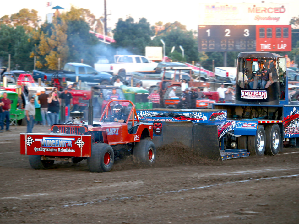Valley Tractor Pullers