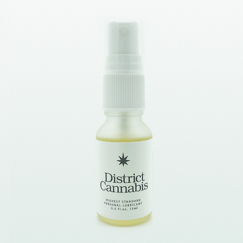 Personal Lubricant (District Cannabis)