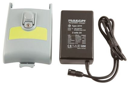 Rechargeable Receiver Battery