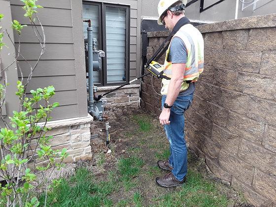 Irwin SX Gas Leak Detector