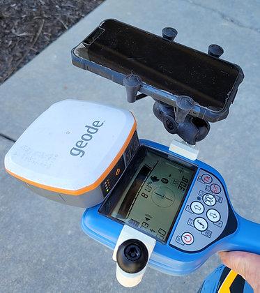 GPS Holder for Radiodetection