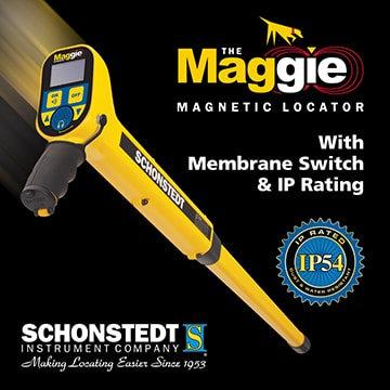 Schonstedt Maggie Magnetic Locator