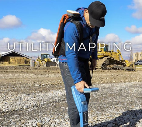 GPS Utility Mapping Solution