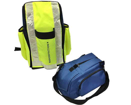 Locator Backpack and TX Bag