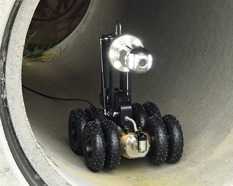 Pearpoint P350 Crawler Camera