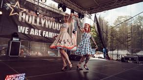 Hollywood US cars 2021 - sobotní program