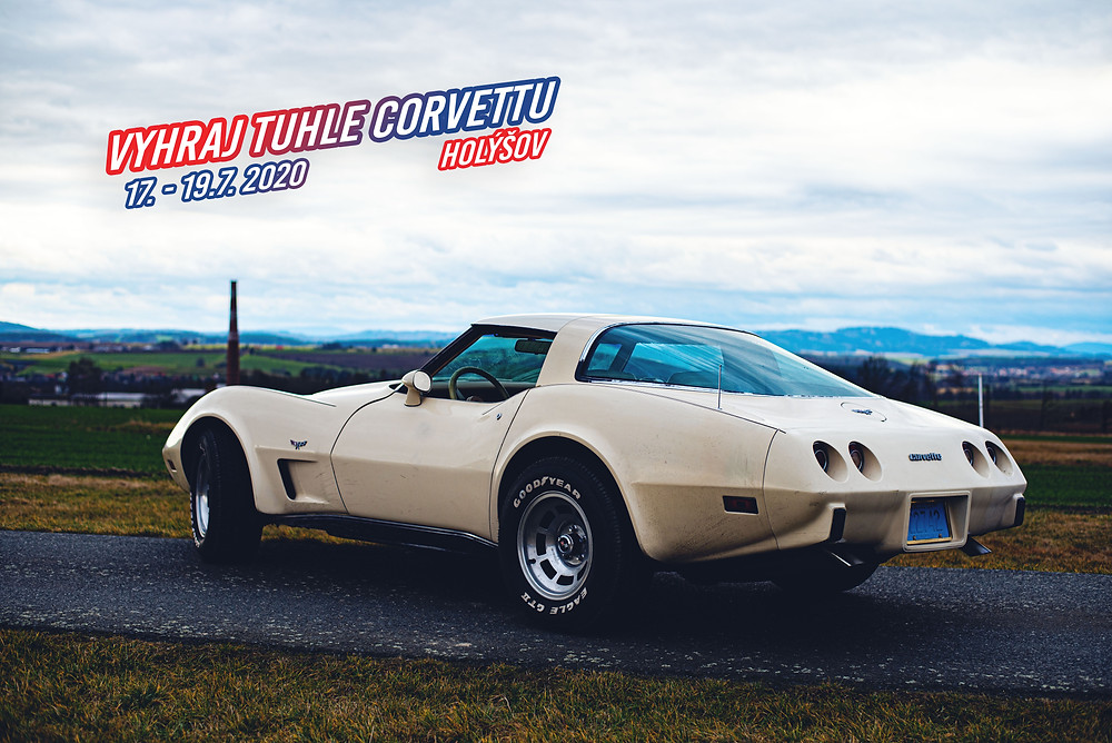 Vyhraj americké auto na srazu amerik - Hollywood us cars
