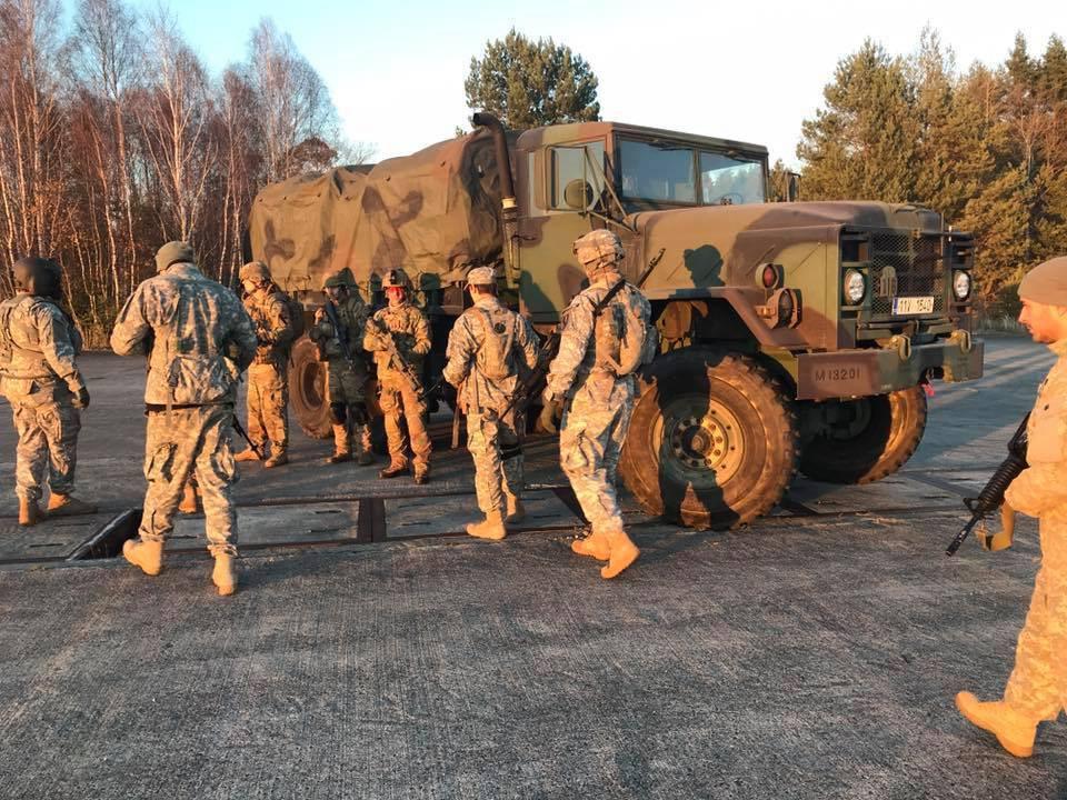 Armádní speciály v Holýšově