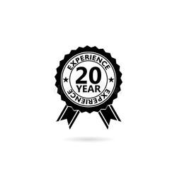 years-experience-web-icon-illustration-i