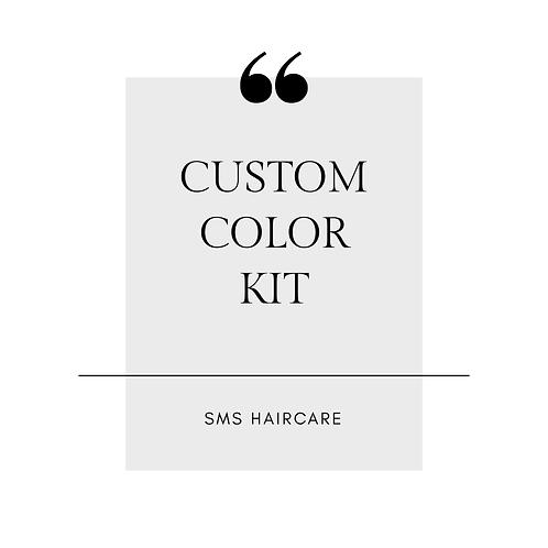 SMS Custom Color Kit