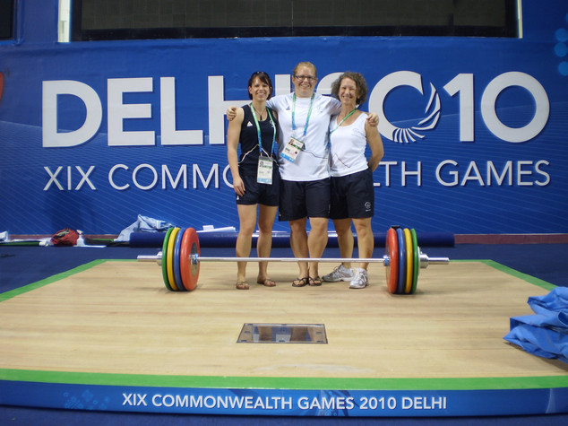 NZ Women's 2010 Commonwealth Games Team