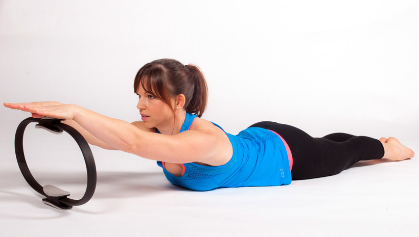 Alleviate your back pain with Pilates