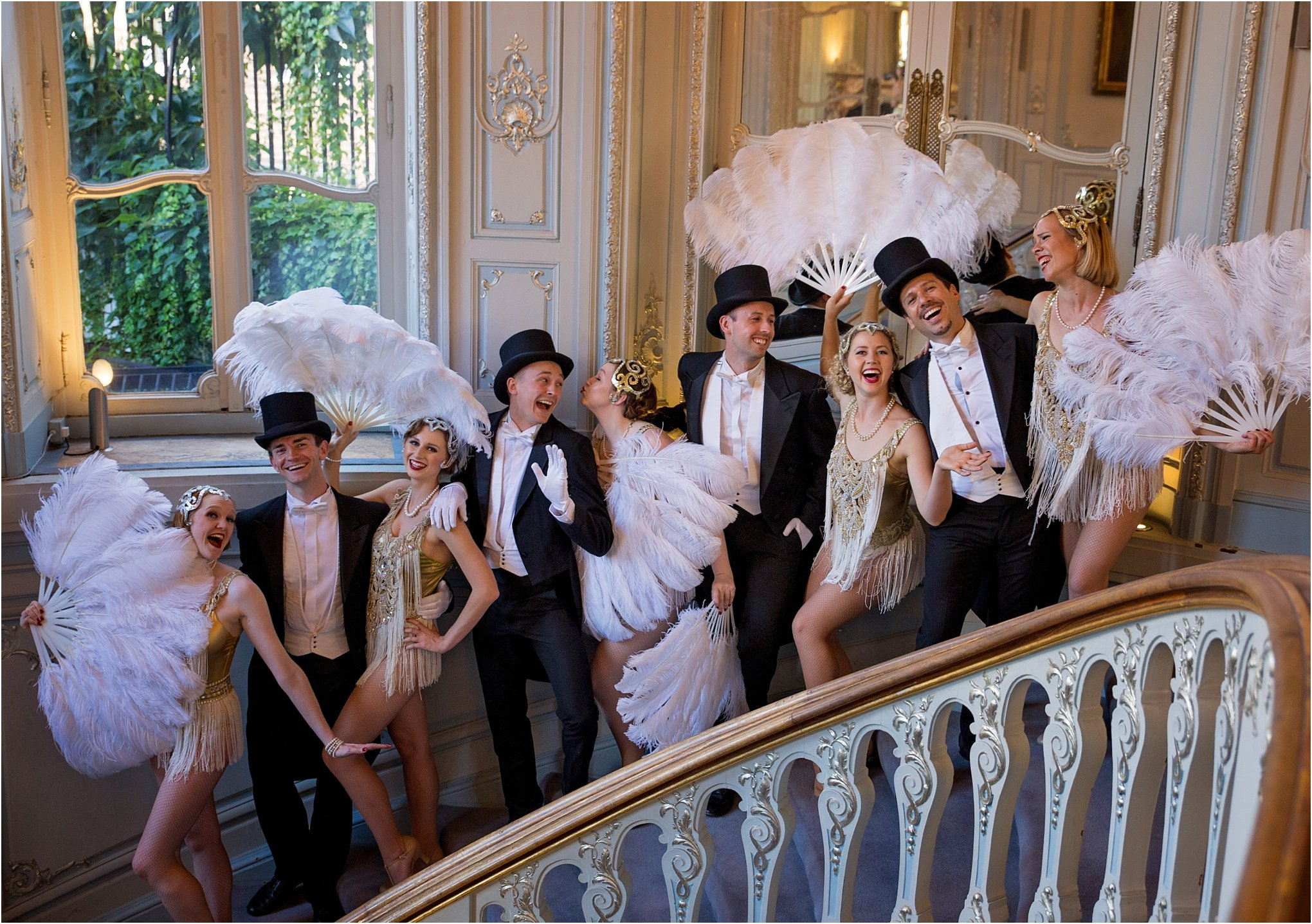 The Gatsby Girls - Hollywood Dancers
