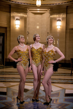 The Gatsby Girls - Hollywood Dancers