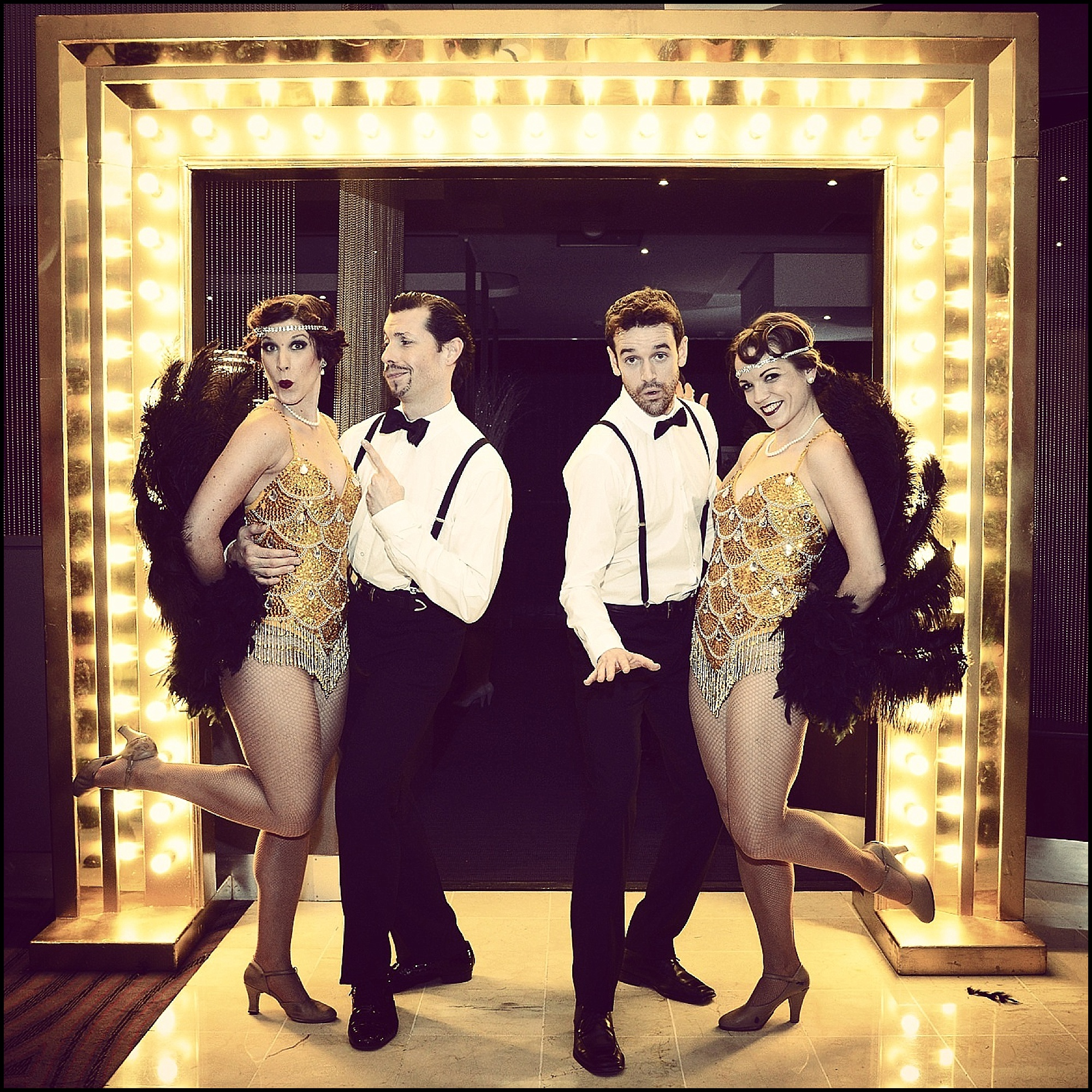 The Gatsby Girls and Guys