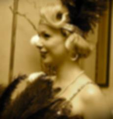 Flapper Dancer London UK