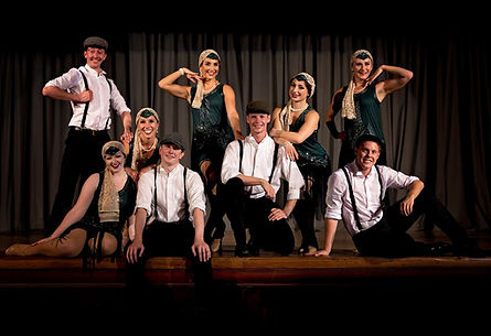 The Gatsby Girls and Guys - Event and Corporate Dance Entertainemt UK - Worldwide