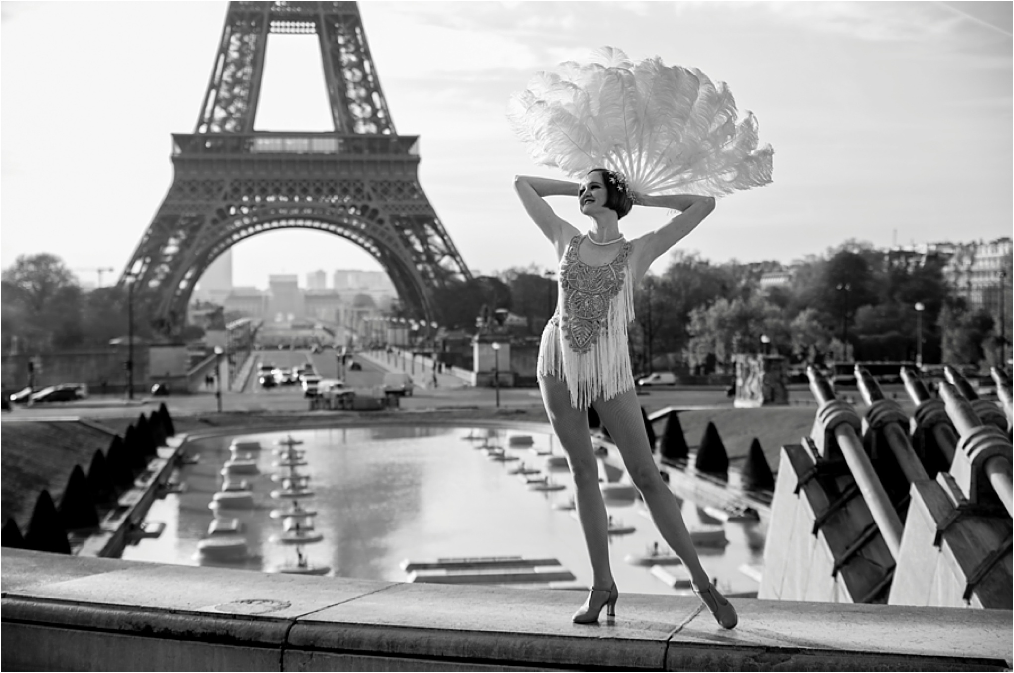 Gatsby 1920s Paris