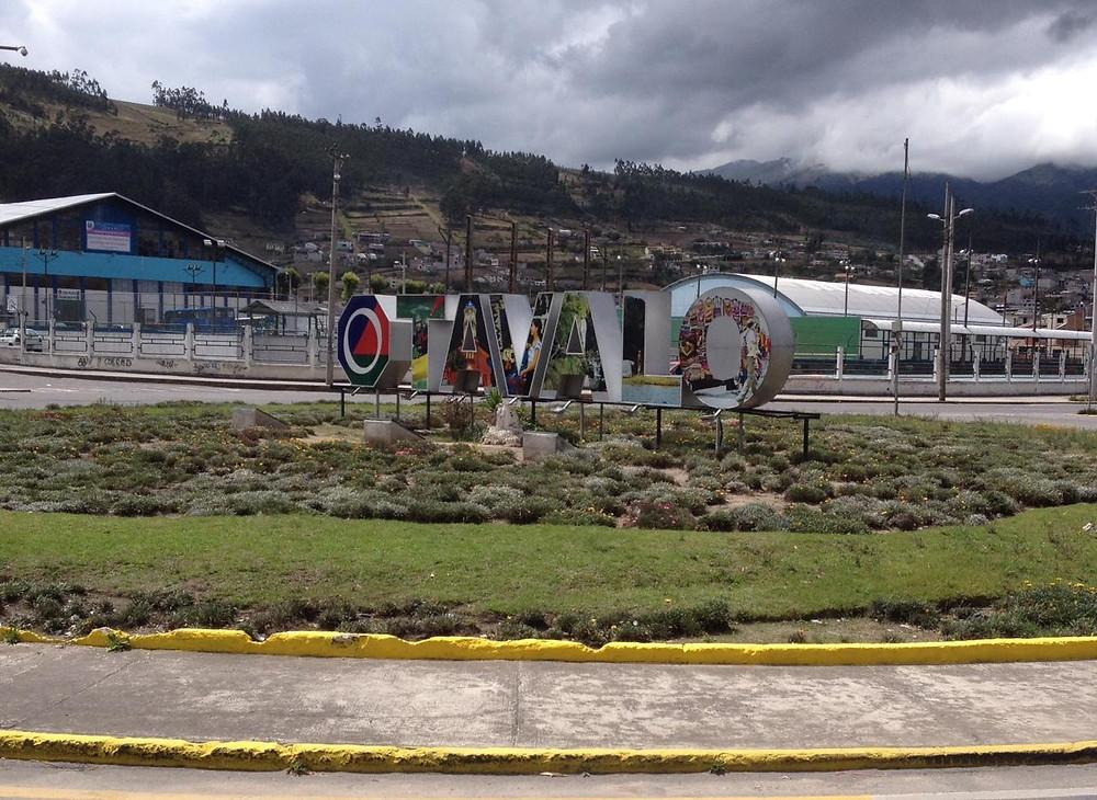 Bienvenidos a Otavalo!