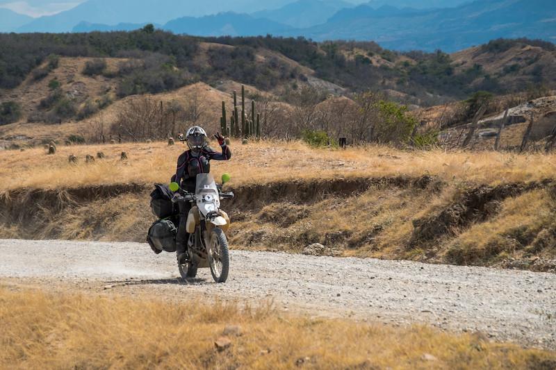 Loving Tatacoa riding