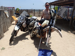Puncture at Cabo