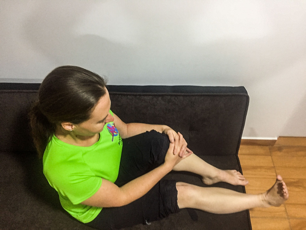 Ankle dorsiflexion barefoot - AvVida.co.uk